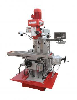 BF 600D XL heavy duty milling machine