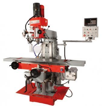 BF 1000DDRO XL milling machine