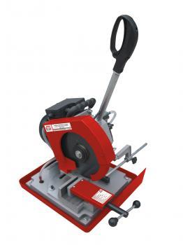 MKS 225 mobile metal cutting machine
