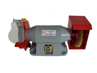 DSM 200DS - bench grinder with wire wheel