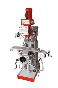 BF 500D*-heavy duty milling machine