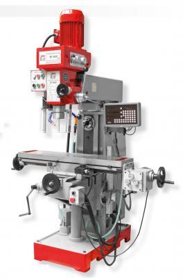 מכונת כרסום אוניברסלית דגם BF500DDRO