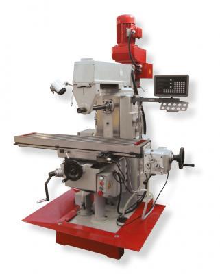מכונת כרסום אוניברסלית דגם BF600D