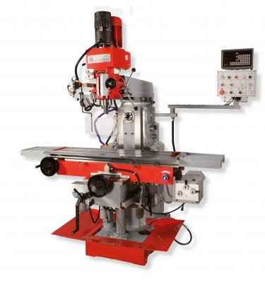 מכונת כרסום אוניברסלית דגם BF1000DDRO