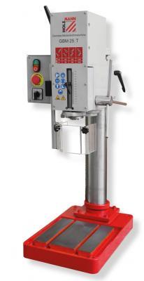מכונת קידוח הילוכים דגם GBM 25T