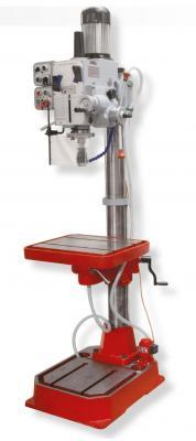 מכונת קידוח הילוכים דגם ZS 50APS