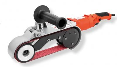מטחנת צינור / מלטשת חגורות צינור דגם RSG 620