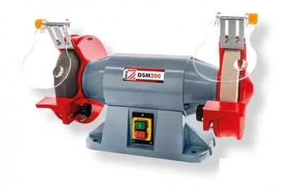 מכונות השחזה ממתכת דגם DSM 200